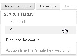 View All Search Terms