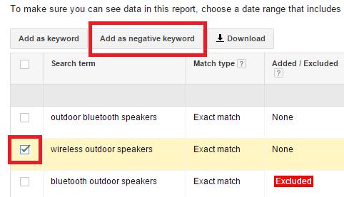 Google Shopping Keyword Bidding 6