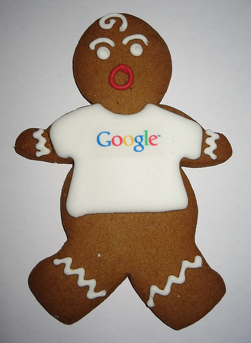 google gingerbread photo